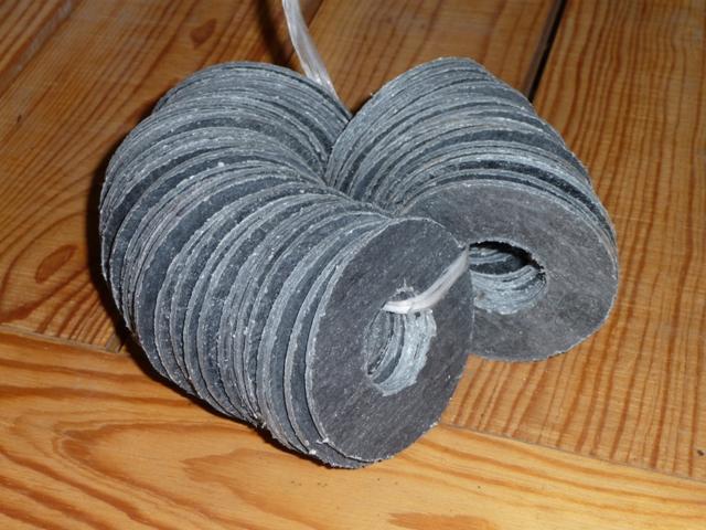 Изготовление прокладки своими руками из паронита